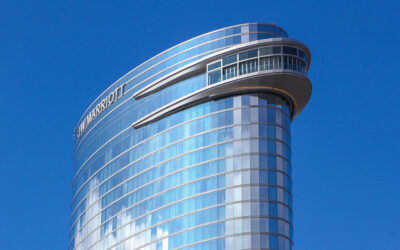 JW Marriott Nashville features Technoform's thermal barrier on high-performance YKK AP window wall system