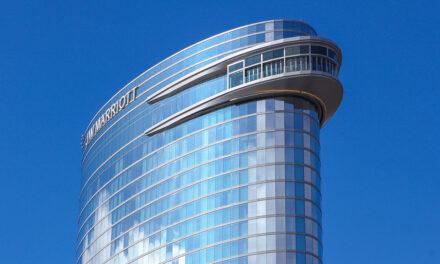 JW Marriott Nashville features Technoform's thermal barrier on high-performance YKK AP window wall system