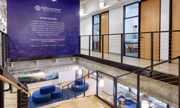 HLW designs The Chicago School of Professional Psychology in Los Angeles