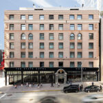 Transformation of historic Eitel Building into The State Hotel in Seattle