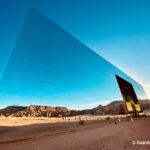 Guinness World Records hails Saudi Arabia's Maraya Concert Hall as world's largest mirror-clad building