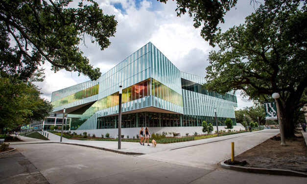 Finding common ground at Tulane Commons