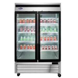 Glass Door Refrigeration Equipment