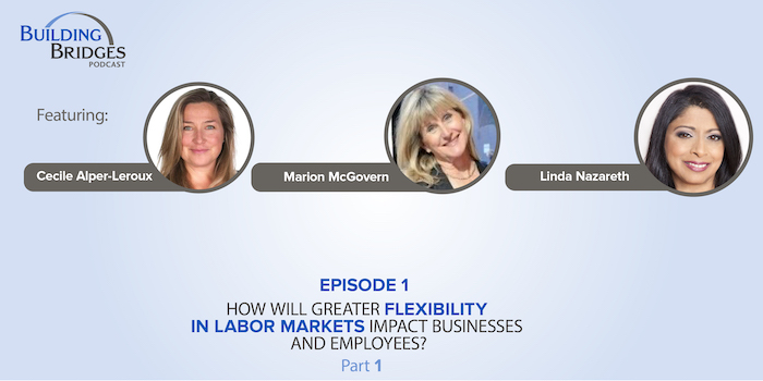 Ep. 1 – How Will Greater Flexibility in Labor Markets Impact Businesses and Employees? Pt 1