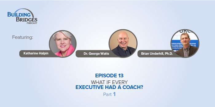 Ep 13 – What if Every Executive Had a Coach? Pt 1