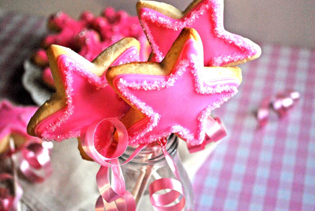 Crown Cookie Bouquet