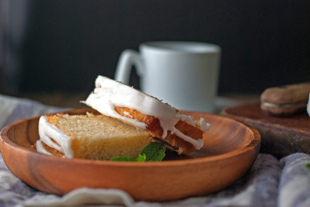 Lemon Spice Pound Cake