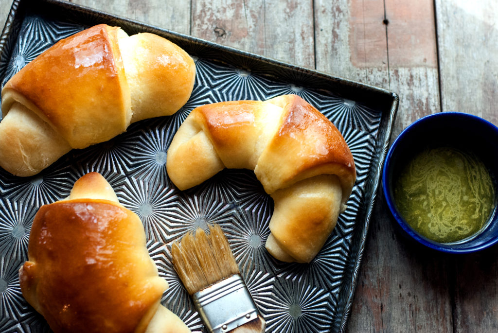 Make Ahead Crescent Rolls