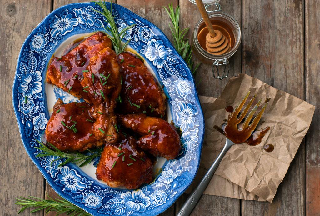 Honey Curry Chicken