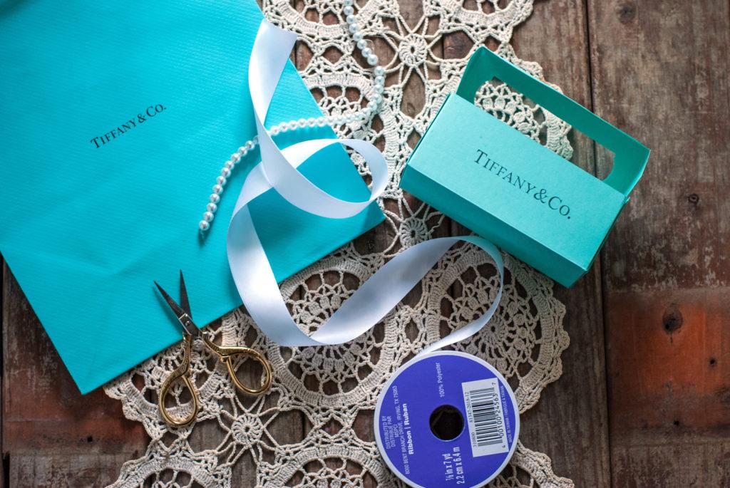 Tiffany & Co. Macaron Boxes