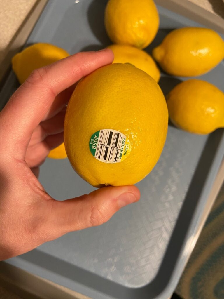 When Life Gives You Lemons