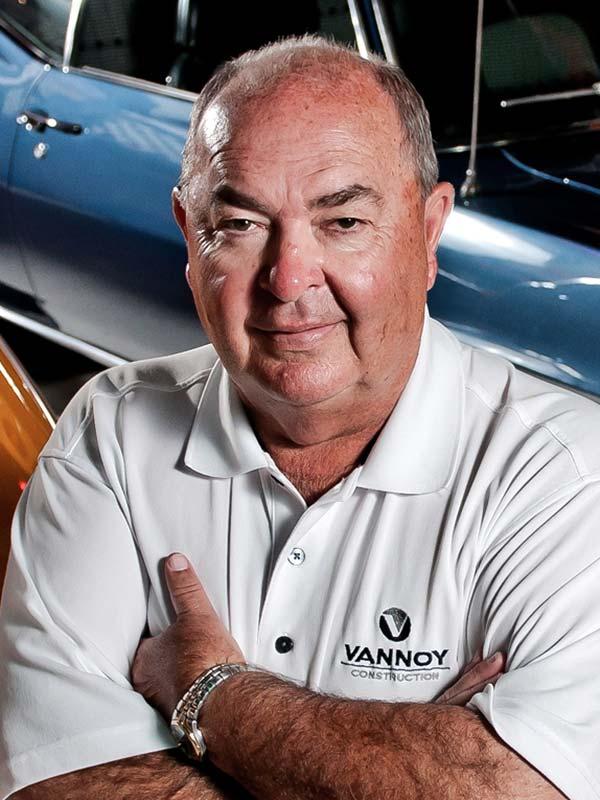 Eddie Vannoy