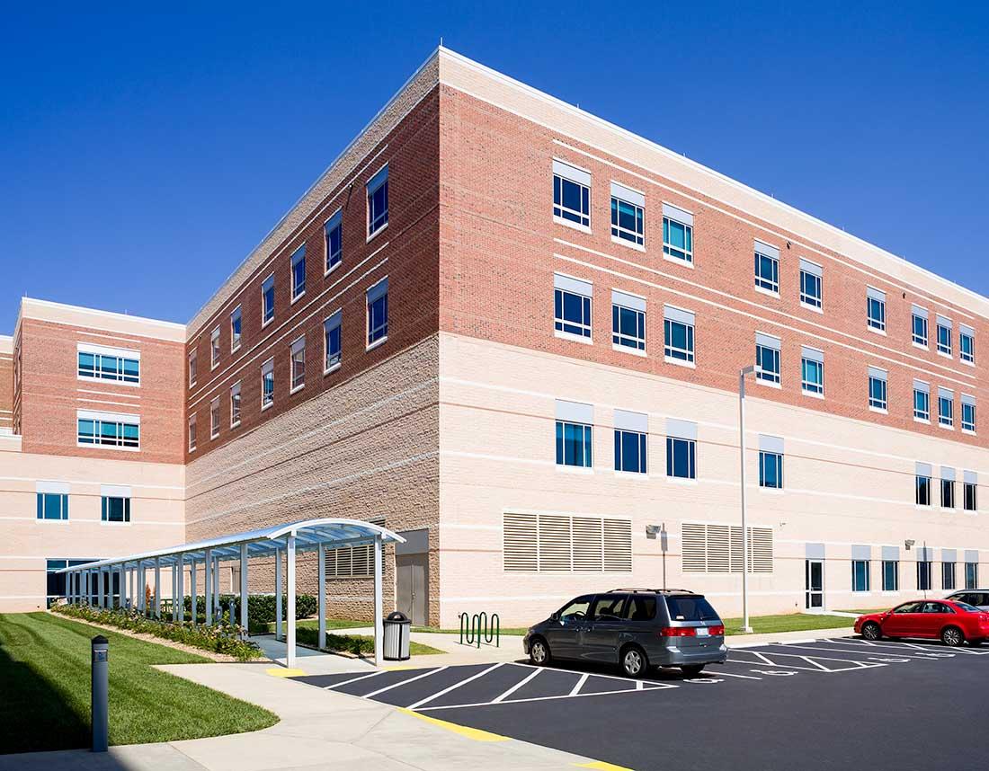 Novant Health Vertical Expansion Huntersville