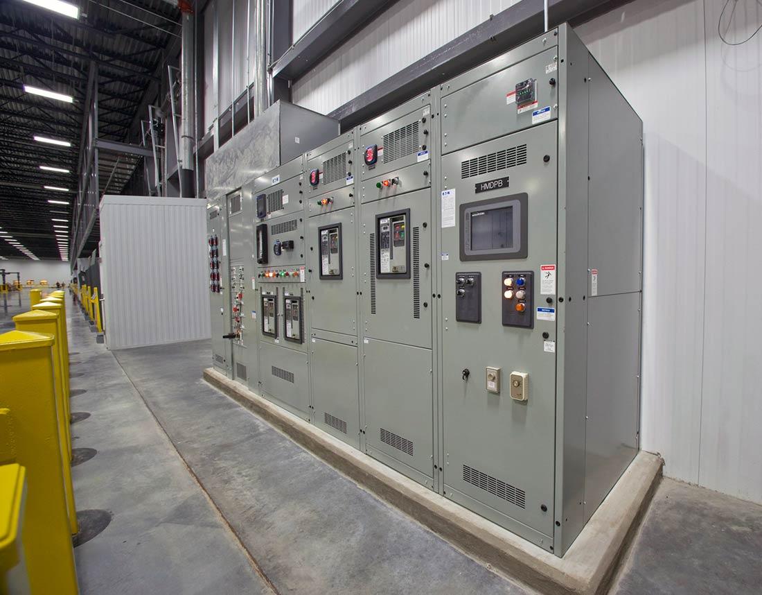 Ingles Cold Storage Facility