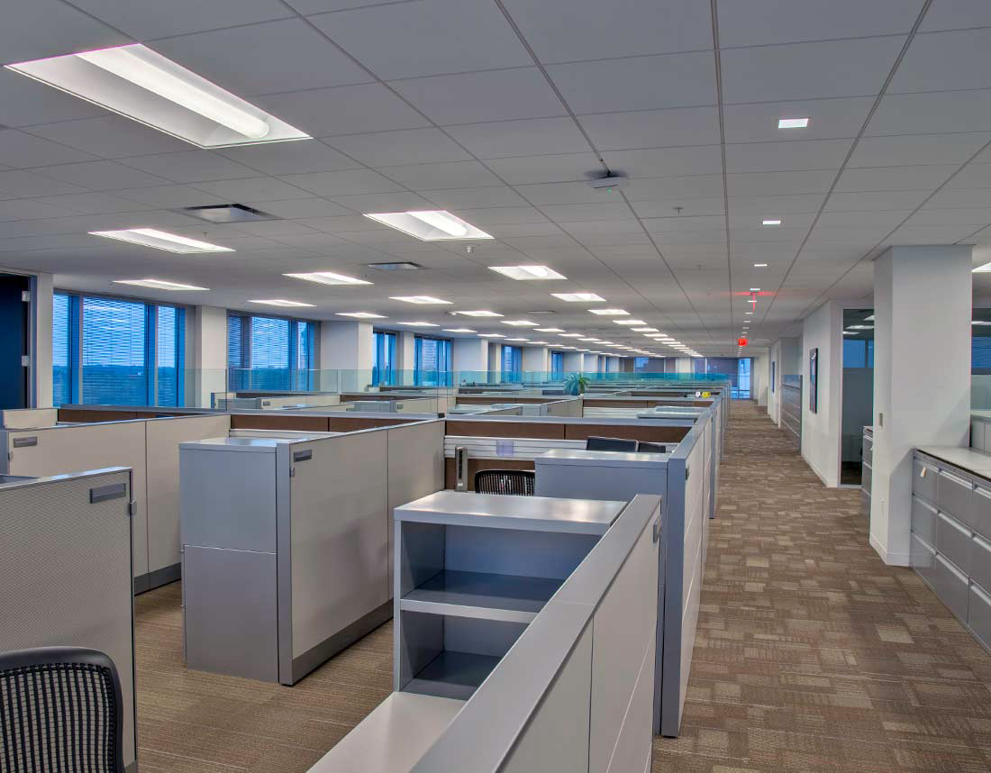 Uptown Charlotte Corporate Remodel