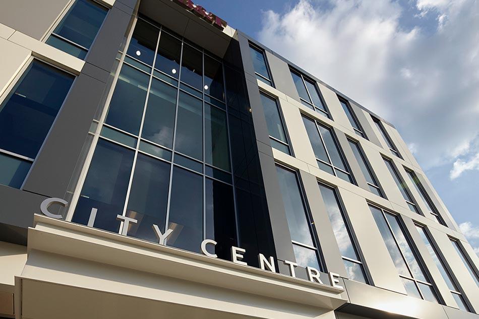 Asheville City Centre