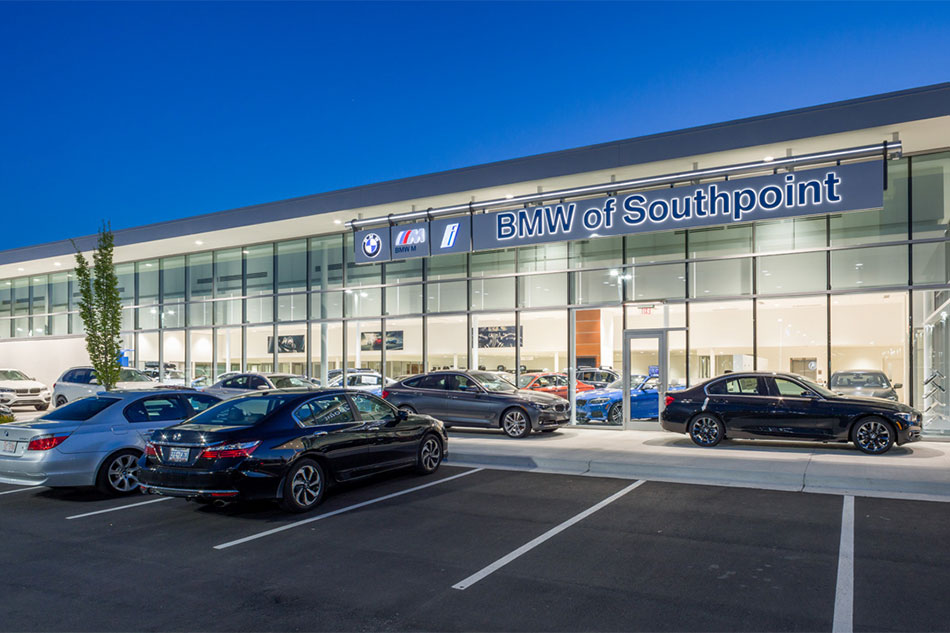 BMW of Southpoint