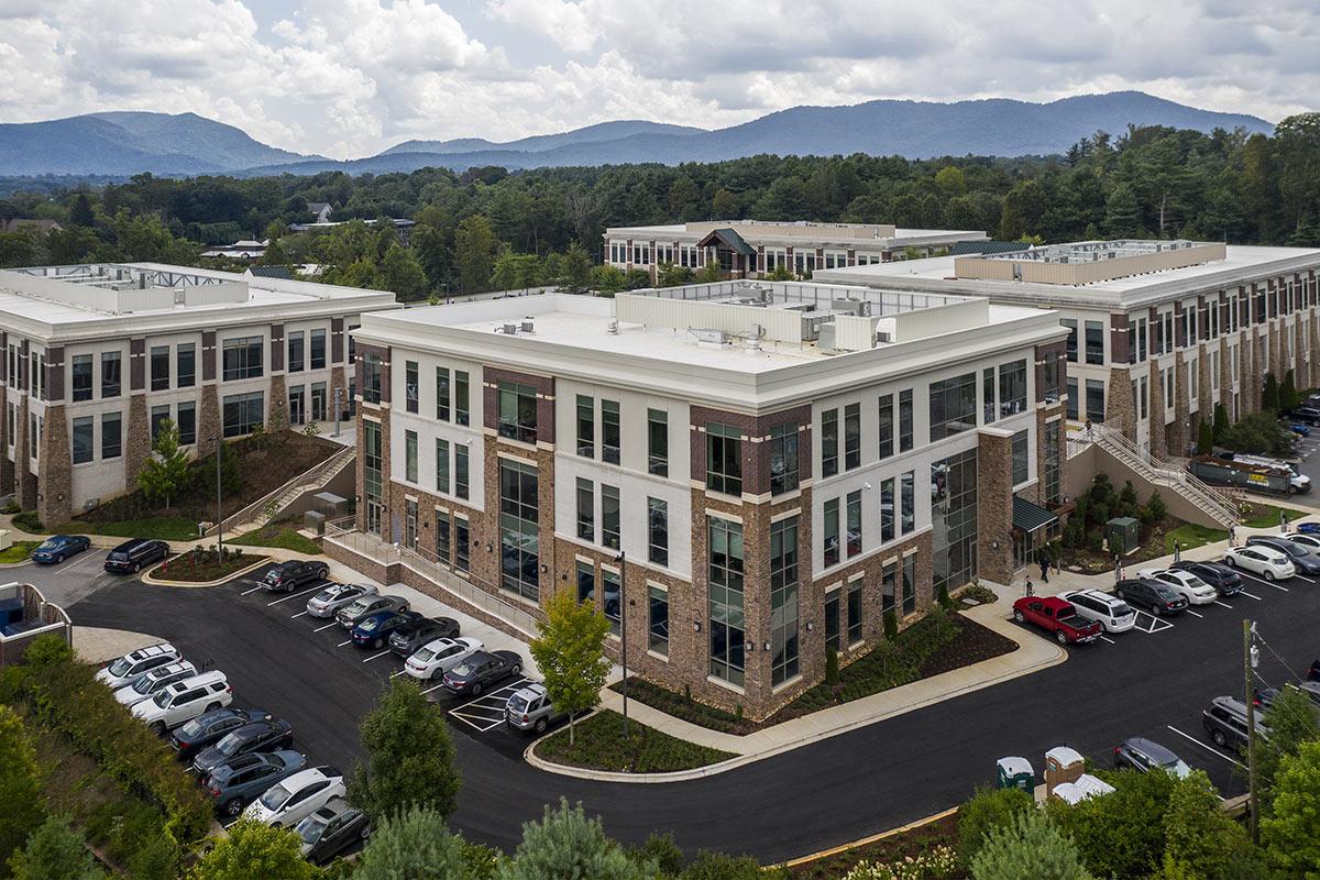 MAHEC Building 4
