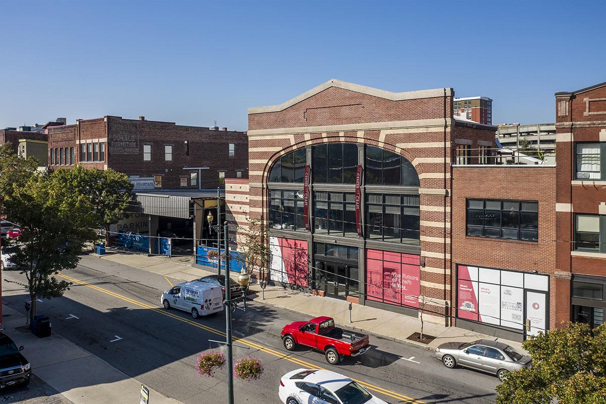 Center for Craft, Creativity and Design