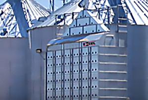 Excel Grain Dryer Continuous Mixed Flow