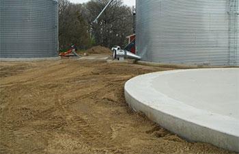 Concrete Bin Pad Solutions