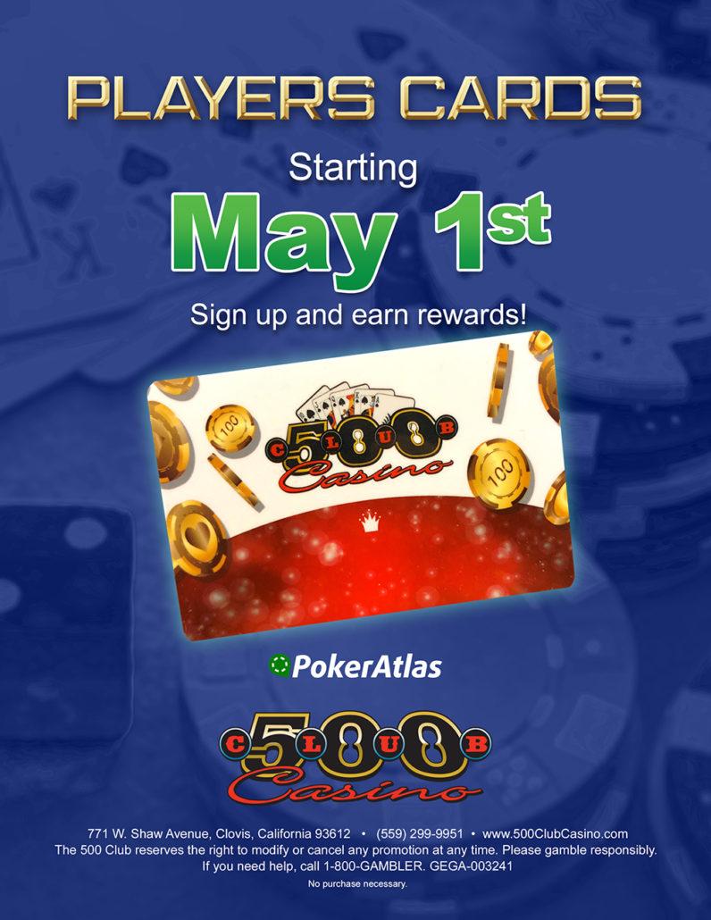 500 Club Casino | Promotions