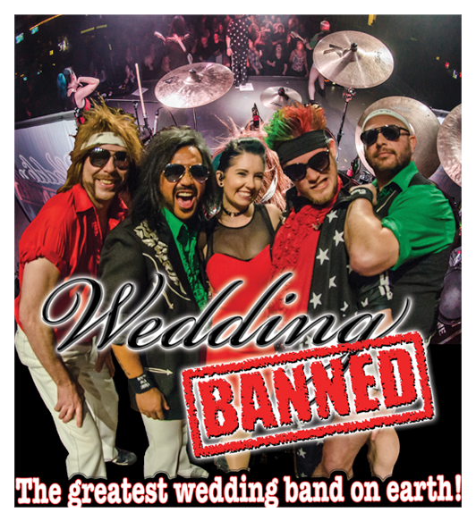 Postponed Due to Weather – WEDDING BANNED (New Date August 22nd)