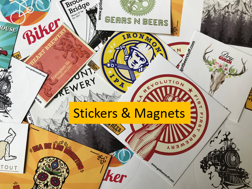 stickers+magnets