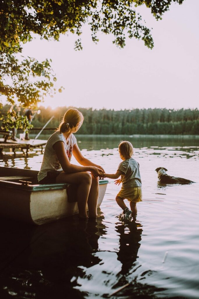 How I Juggle 2 Kids And A Thriving Freelancing Career