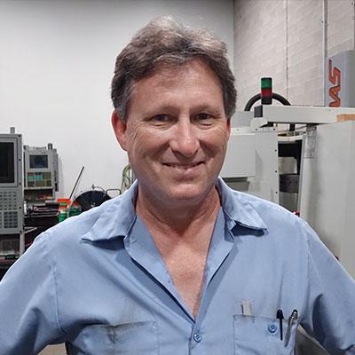 John Groth, President, Groth Manufacturing