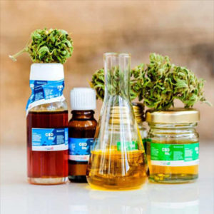 full line of cbd products