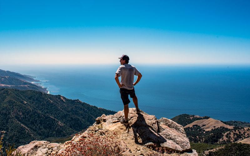 Big Sur Hiking - Outdeezy