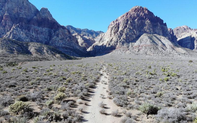 Red Rocks Conservation Area - Las Vegas