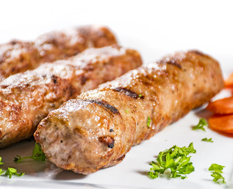 Traditional Sausage /Kebapcheta/
