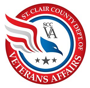 St. Clair Department of Veterans Affairs logo