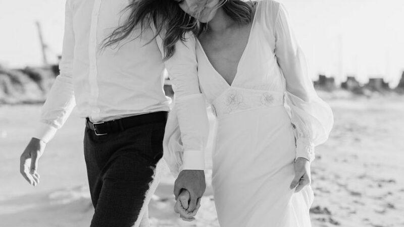 BO & LUCA BRIDE // EMMA & SAM
