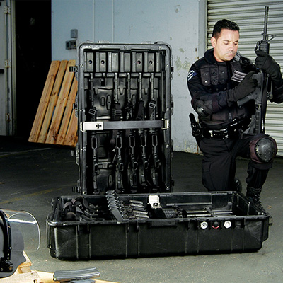 Pelican Protector 1780HL M16 Military Transport Case