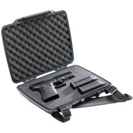 Pelican Hardback P1075 Pistol Gun Case
