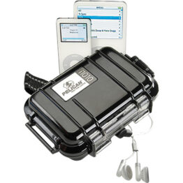 Pelican Micro i1010 iPod Nano Waterproof Case
