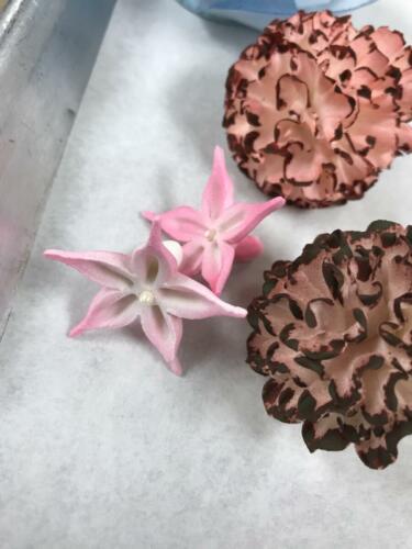 flower sugar paste 3