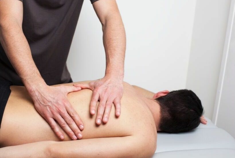 How to have proper body mechanics as a massage therapist.