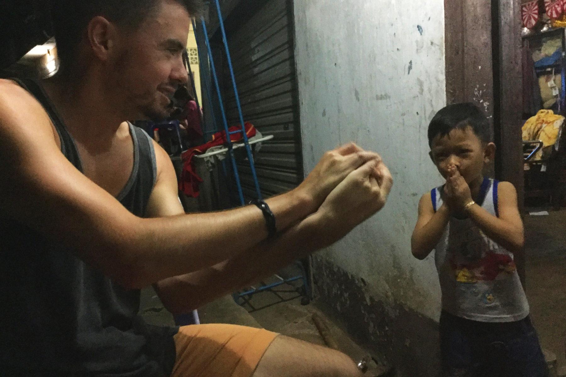 Children of Muang Khua