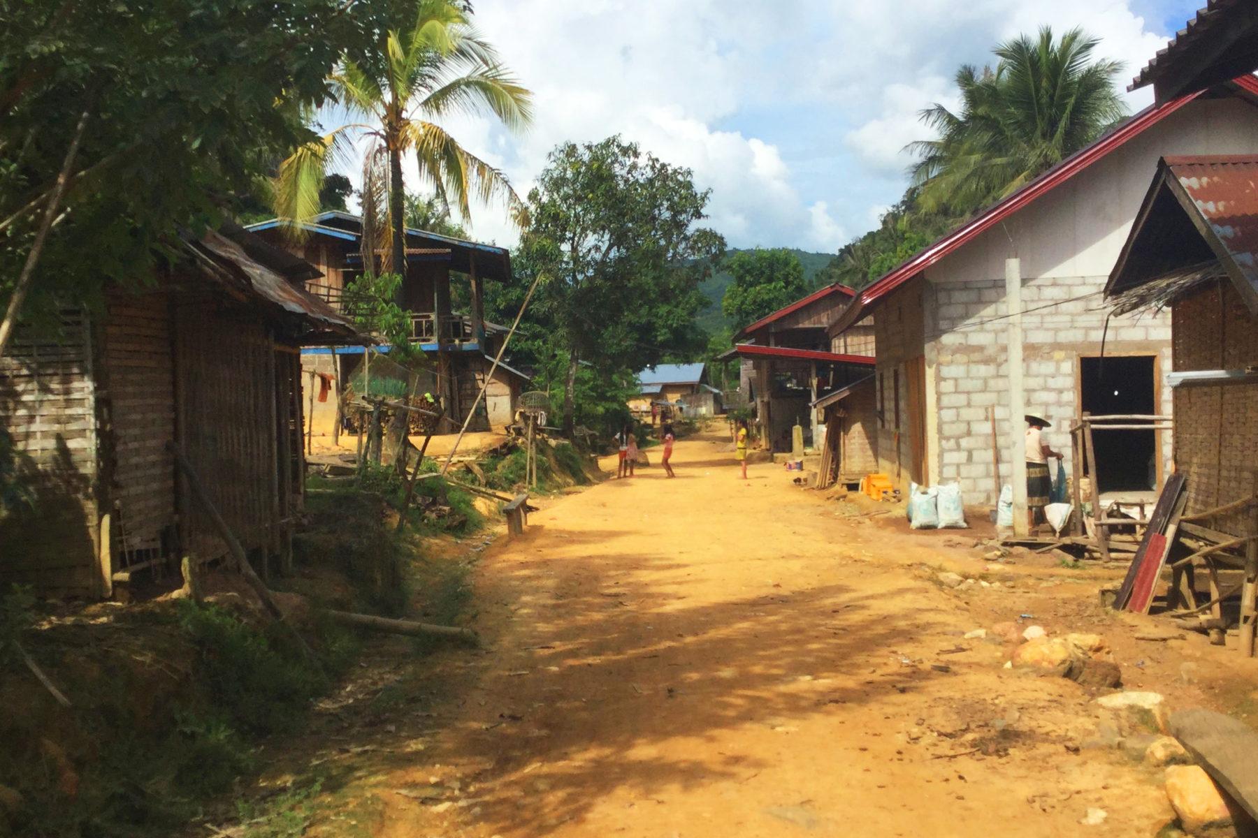 Ban Na Village, Northern Laos