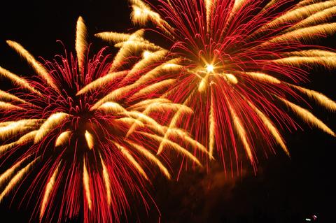 Culver City Fireworks