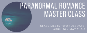 Paranormal Romance Master Class