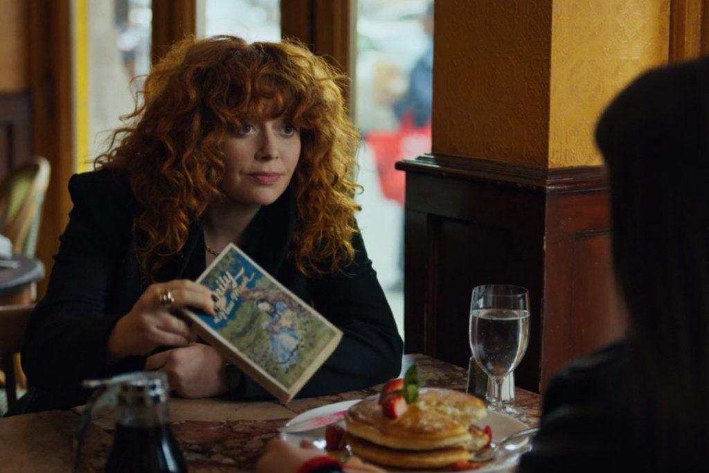 "Natasha Lyonne stars in Netflix's ""Russian Doll"""