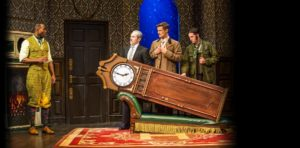 THE PLAY THAT GOES WRONG @ Kirk Douglas Theatre