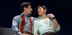 The Lincoln Center Theater Production FALSETTOS @ Kirk Douglas Theatre