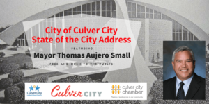 Mayor Thomas Aujero Small - State of the City Address @ Robert Frost Auditorium