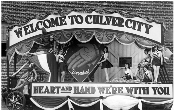 Welcome to Culver City. Heart and Hand we are here with you.